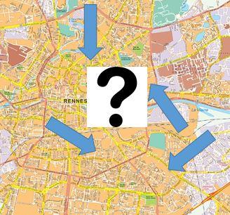 Quelque Part à Rennes ?